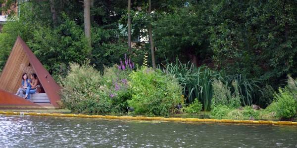 Brilliant BioHaven Regents Canal