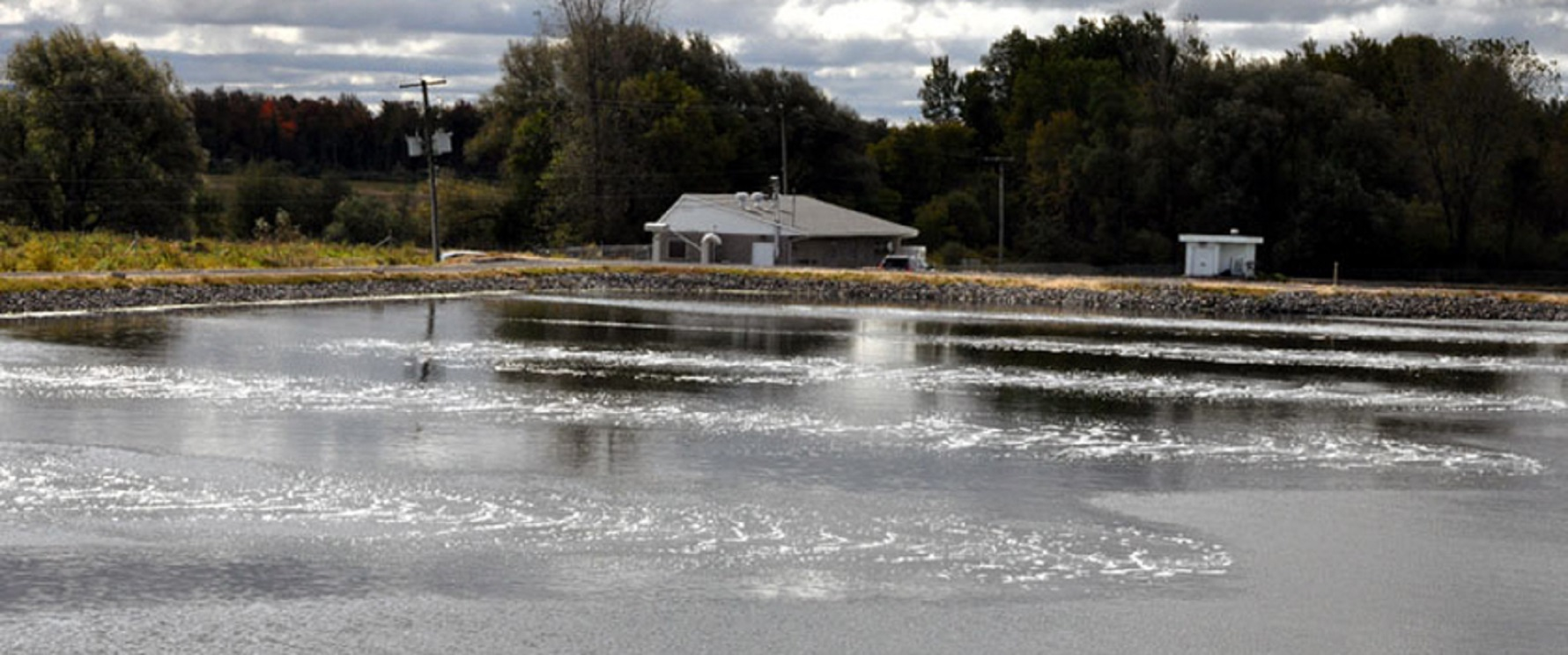 OctoAir-10 for wastewater aeration