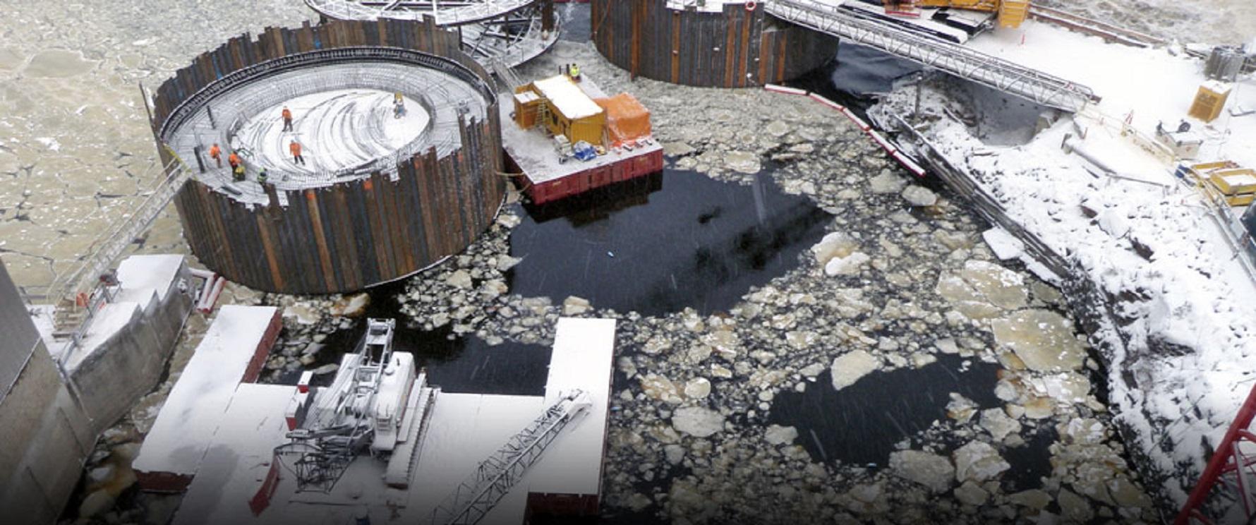 OctoAir10 industrial deicing